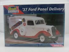 Revell Monogram '37 FORD PANEL DELIVERY Van 1/25 Scale Model Kit NEW SEALED 1997