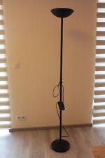 Lampes noires (3 disponibles) 77 cm hauteur et 27 cm largeur