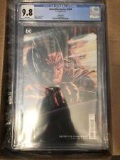 Detective Comics #1031 CGC 9.8 - Lee Bermejo variant cover