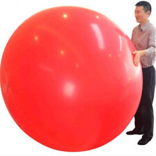 72inch Huge Jumbo Balloon Giant Latex Party Performance Birthday Decor Big Size