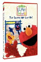 Sesame Street Elmo's World: The Street We Live On (DVD, 2010)