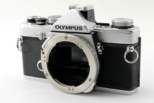 **Excellent** Olympus OM-1 Silver 35mm SLR Film Camera Body from Japan 658611