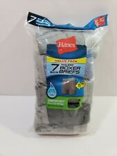 NEW Hanes Boy's 7 Pack Tagless Boxer Briefs Comfort Soft Assorted Colors