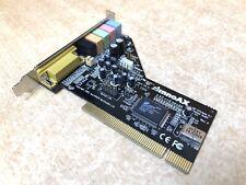 Ainnoax Audio 5.1 6 Channel PCI Sound Card CMI8738-6CH PCI