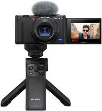 SONY Camera VLOGCAM with Shooting Grip Kit ZV-1G for Sony Vlog NEW