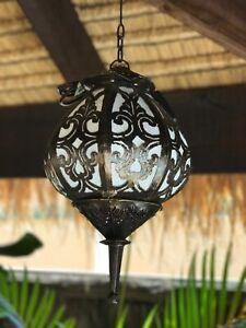 MOROCCAN HANGING PENDANT LAMP