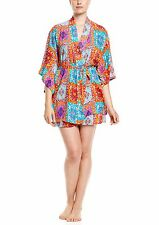 JOSIE BY NATORI Avventura Happy Coat  Multi Women Size XL