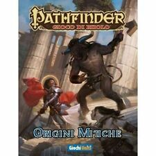 Manuale Pathfinder Gioco di Ruolo - Origini Mitiche - ITALIANO by Giochi Uniti
