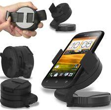 360 ° Mini Universal Car Mount Holder Cradle pour HTC Smartphones
