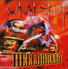 *- CD - W.A.S.P. - HELLDORADO - HARD Rock - Metall (1999)