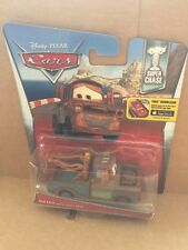 DISNEY CARS DIECAST - Mater With Duct Tape -Super Chase -VHTF - Combined Postage