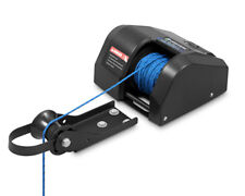 BLEM/NEW TRAC ELECTRIC ANCHOR WINCH FISHERMAN 25 LB CAPACITY FRESHWATER