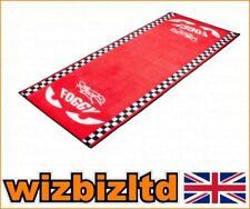 Paillassons, tapis de sol rouge pour la maison Garage