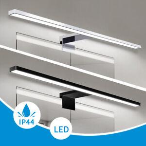 LED Bad Spiegelleuchte Badlampe 230V Schrankleuchte Tube Spiegelschrank Leuchte