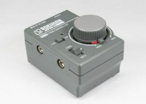 Rokuhan RC-02 Train Controller with 1 pc of Feeder Cable (Z Scale)
