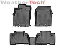 WeatherTech Floor Mats FloorLiner - Toyota FJ Cruiser - 2011-2014 - Black