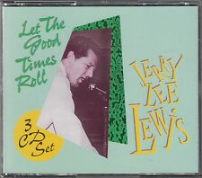 Let the Good Times Roll-Jerry Lee Lewis (3 CD BOX)