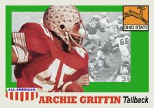 ARCHIE GRIFFIN 55 CUSTOM ART CARD ## BUY 5 GET 1 FREE ## or 30% OFF 12 OR MORE