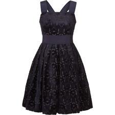 Orla Kiely Climbing Daisy Dress - Size UK 8 - BNWT - Brocade Velvet Vintage
