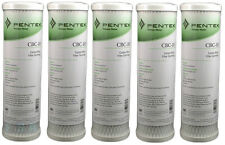5 x High Quality 0.5 Micron PENTEK CBC-10 Carbon Block Water Filters (4-2)