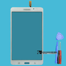 For Samsung Galaxy Tab 4 7.0 T230 White Digitizer Touch Outer Glass Screen WiFi