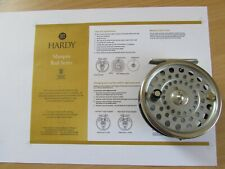 A1 stunning vintage Hardy Marquis no. 7 trout fly fishing reel + balance etc
