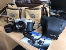 Yashica Fx-2 Camera
