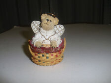 "Boyd'S Bears, Longaberger Exclusive ""2003 Melody"" Ornament, Pre-Owned"