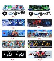 Pandora Games Arcade 135 3D Video game Console Emulator 2448 Retro Games 2019