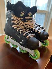 Tron S20 Inline Roller Hockey Skates - Skate Size 7.5, Shoe Size 9