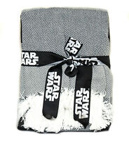 Star Wars Empire Symbol Woven Throw Blanket 50 x 60 inch Super Warm & Comfort