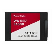 """SSD INTERNO DISCO RIGIDO SATA DA 2.5"""" 500gb 1tb 2tb WD RED NAS sa500 NOTEBOOK PC"""