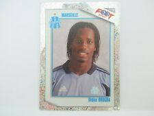 Sticker PANINI FOOT 2007 N°21 Didier DROGBA Olympique de Marseille