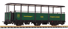 Liliput 344411 - H0e Waggon Belvedere Museum 3 Asse - SLB