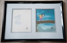 """Disney Goofy """"Out on a Limb"""" OPC and Matching OAD 1959"""