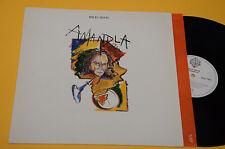 MILES DAVIS LP AMANDLA GERMAN Y 1989 EX ! TOP JAZZ AUDIOFILI