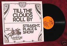 OST  TILL THE CLOUDS ROLL BY / STRAIGHT PLACE & SHOW