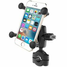 "RAM Torque Base Mount w/ X-Grip Holder for 3/4""  - 1""  Rails - fits iPhone 7"