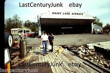 35mm Ektachrome  Slide Rainy Lake Airways  Ranier Minnesota 1977