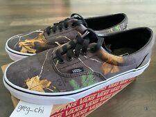 VANS ERA Realtree Xtra Meteorite Shoes 8.5 10 VN0A4BV4TGO Real Tree Camo Supreme
