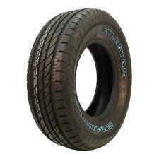 1 New Milestar Grantland  - 265x70r18 Tires 2657018 265 70 18