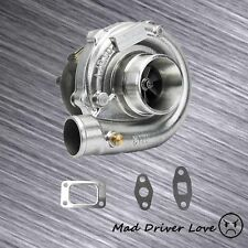 HIGH RPM BOOST RACING T3/T4 TO4E TURBO CHARGER .63 A/R TOYOTA HONDA ACURA BMW