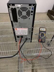 APC Smart-UPS 2200VA 1920W 120V LCD 10-Outlet SMT2200 No Batteries