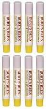 8 Pack Burts Bees Lip Shimmer, Champagne, 0.09 Oz Each