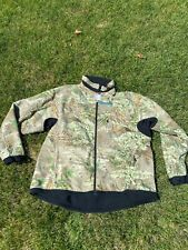 Nwt Realtree Pro-Series Fleece Jacket Size Xl Advantage Max-1