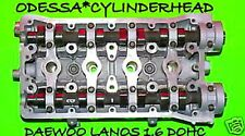 DAEWOO LANOS 1.6 DOHC COMPLETE CYLINDER HEAD REBUILT