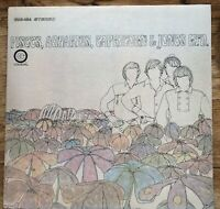 "MONKEES ""PISCES, AQUARIUS, CAPRICORN & JONES LTD."" VINYL LP COS-104 1967"
