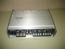 Clarion XC6410 4/3/2 Channel Stereo Audio Amplifier 600W AS-IS