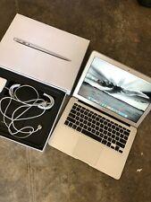 """MacBook Air 13.3""""  Early 2014  1.4 GHz i5 4GB 121GB w/ original box"""
