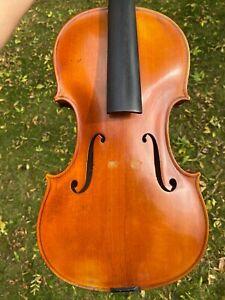 Old Italian Violin Alto - Giuseppe Pedrazzini 1922 - excellent condition!!